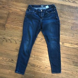 Levi Strauss Signature Modern Skinny Jeans Size 14